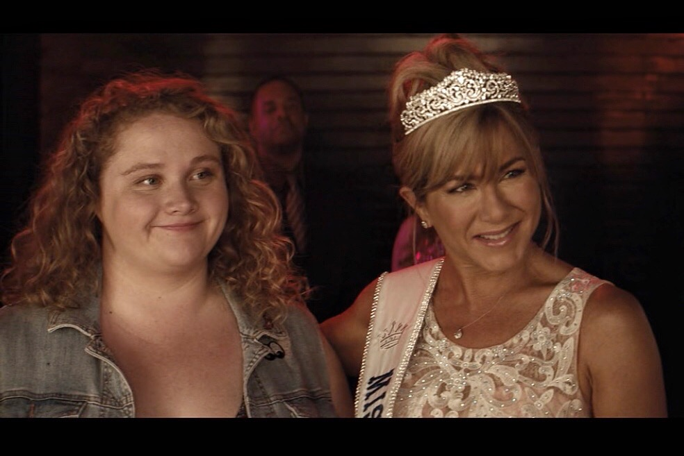The movie Dumplin' on Netflix is just a fun, feel good movie with lots of Dolly Parton! I loved this movie way more than I thought I would, and now I've had Dolly songs stuck in my head all week. Bonus!